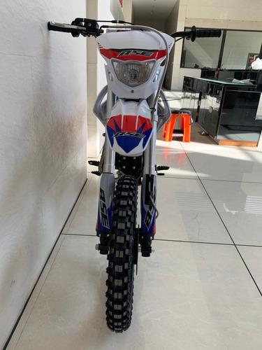bouser en duro 125cc