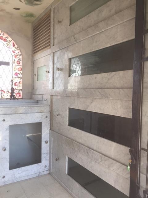 boveda en cementerio municipal de bahia blanca