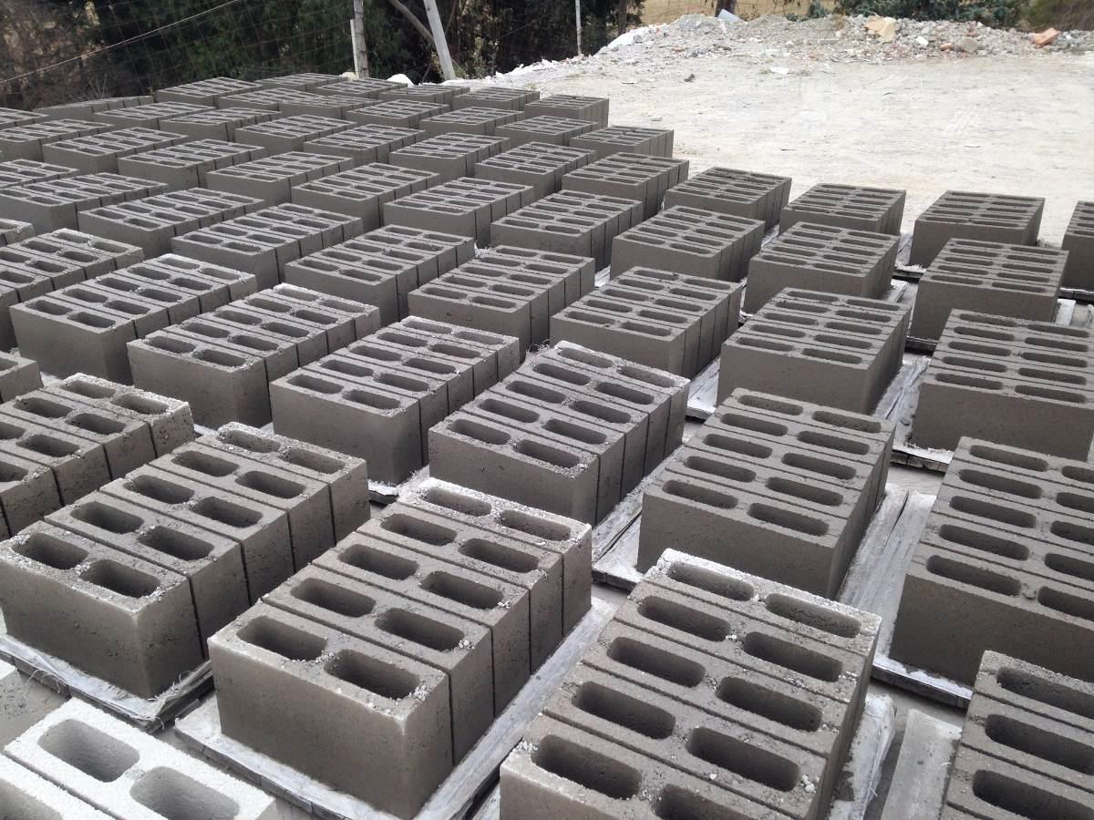 bovedilla de cemento arena block y vigueta alma abierta
