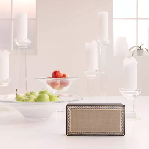 bowers & wilkins b&w t-7 t7 caixa de som wireless portátil