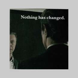 bowie david nothing has changed cd nuevo