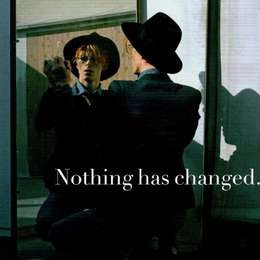 bowie david nothing has changed cd x 2 nuevo