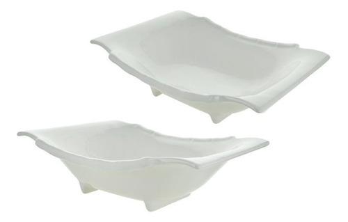 bowl ceramica rectangular 22249