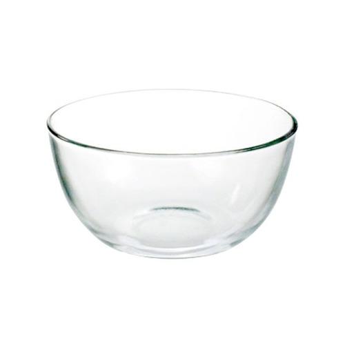 bowl de vidrio de 15cm. marca anchor - línea presence