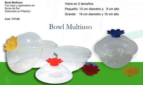bowl multiusos