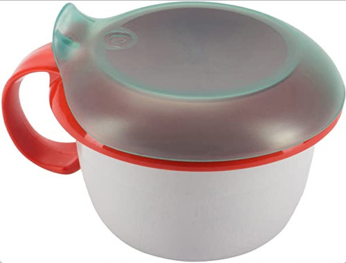 bowl para niños antiderrame marca trudeau