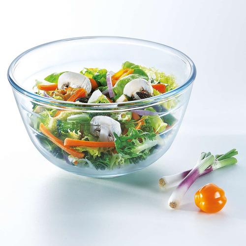 bowl vidrio o cuisine 17cm x 9,5cm 1lt