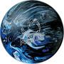 Bola De Bowling Maxim De Polyester, Usada 15 Lbs.