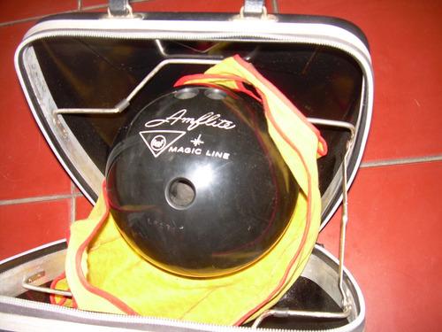 bowling  equipo amf con bola extra