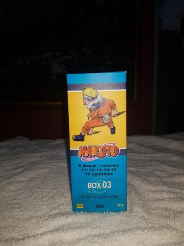 box 03 naruto classic