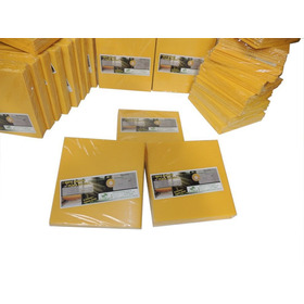 Box 10 Refil Adesivo 39x10 Cm Amarelo Armadilha Matar Moscas