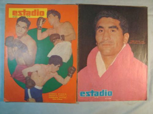 box  1964 - 1967. revistas estadio (5)