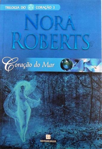 box 2 livro coração do mar / lágrimas da lua -- nora roberts