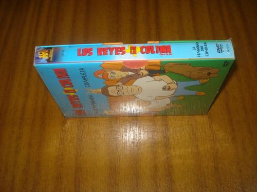 box 2da temporada los reyes de la colina (nuevo y sellado)