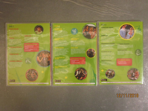 box 3 dvds seriado saison 3 how i met your mother