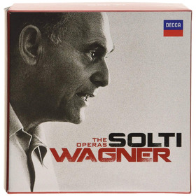 Box 36 Cd Wagner - Solti - The Operas