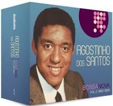 box 4 cds agostinho dos santos vol. 2 -novo lacrado original