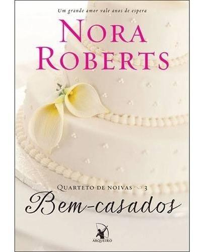 box 4 livros - quarteto de noivas - nora roberts