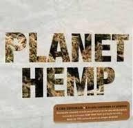 box 5 cds planet hemp (2012) - novo lacrado original