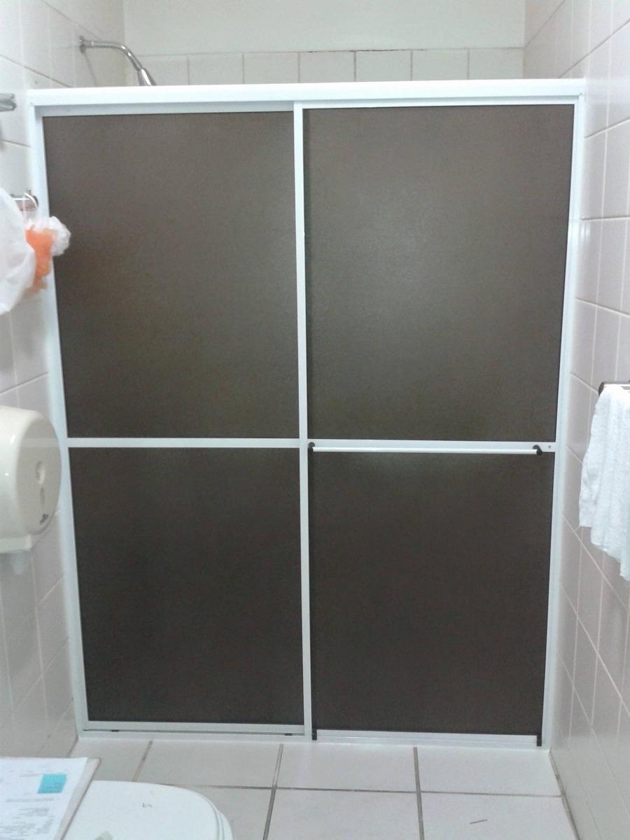 Box Acrilico Para Banheiro Sob Medida (linha Pesada) - R