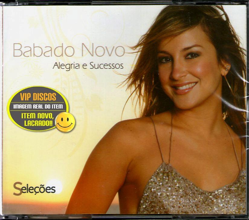 cd babado novo 2010