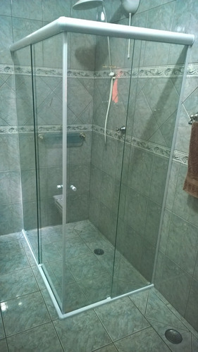 box  banheiro em vidro temperado incolor 8 mm