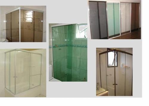 box  banheiro vidro temperado 8mm bairro do limão zona norte