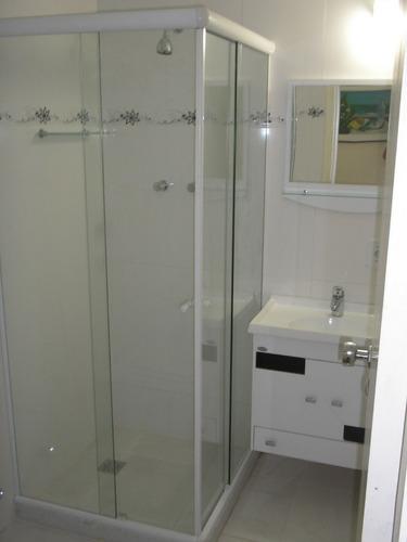 box banheiro vidro temperado incolor 8 mm pari