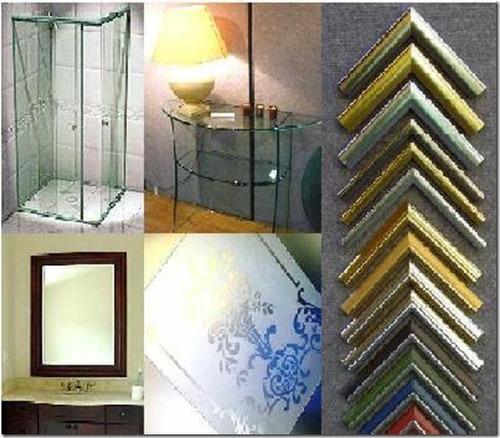 Box Banheiro Vidro Temperado Incolor 8 Mm Rio Pequeno  R$ 210,00 em Mercado  -> Box Banheiro Rio Pequeno