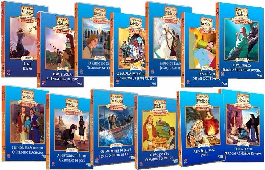 Box Biblicos Infantil Ensinar Biblia Frete Gratis R 168 90