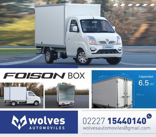 box box lifan foison