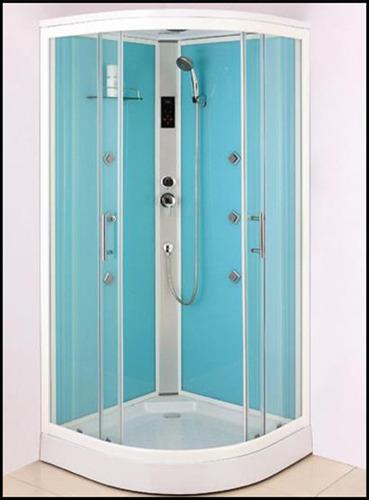 box cabina de ducha escocesa hidromasaje