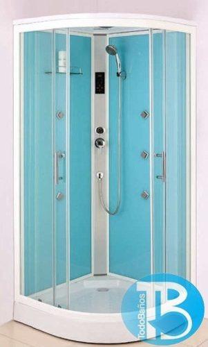 box cabina de ducha escocesa. oferta