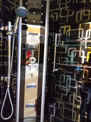 box cabina ducha s6151b s/vapor 90x90x220 baño