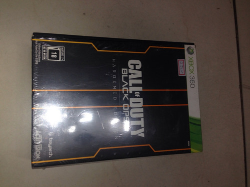 box call of duty black ops 2 hardened edition xbox 360