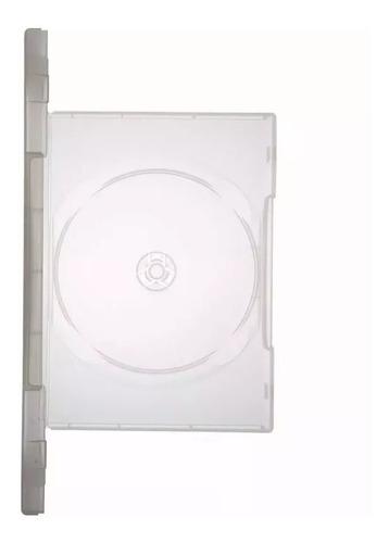 box capa dvd 10 capinhas estojo transparente em oferta