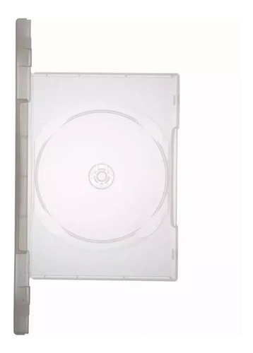 box capa dvd 50 capinhas estojo transparente em oferta