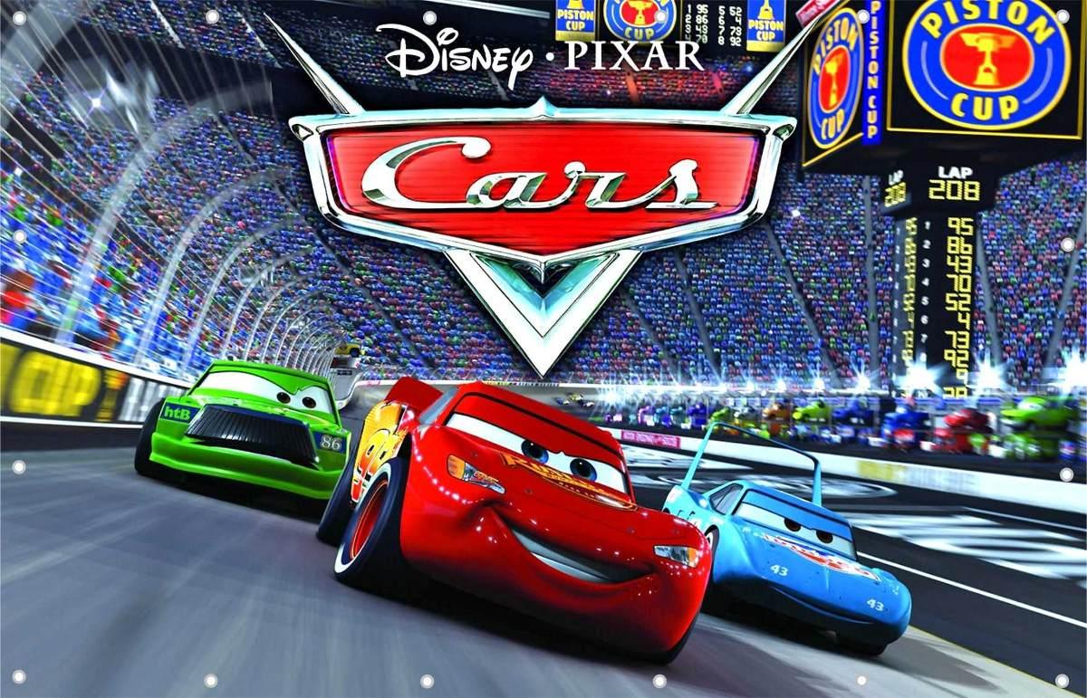 box carros desenho animado com 2 dvds infantil r 20 00 em