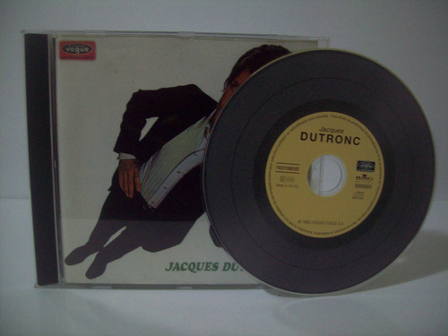 box com 03 cds jacques dutronc- importado