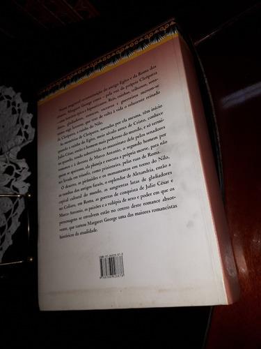 box com 03 livros as memorias de cleopatra 7ª reimpres 2003