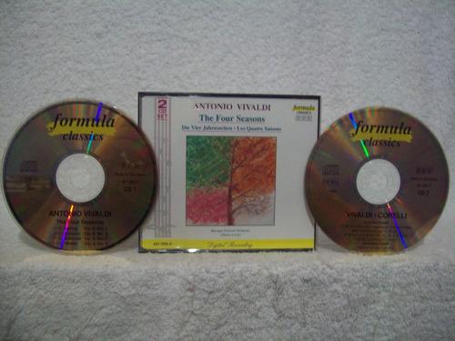 box com 10 cds baroque festival 1653-1759- importado