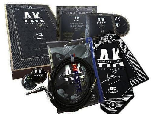 box concept andreas kisser - ac0808