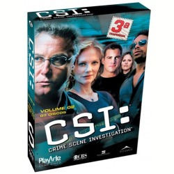 box csi 3ª temporada- volume 02- 3 discos