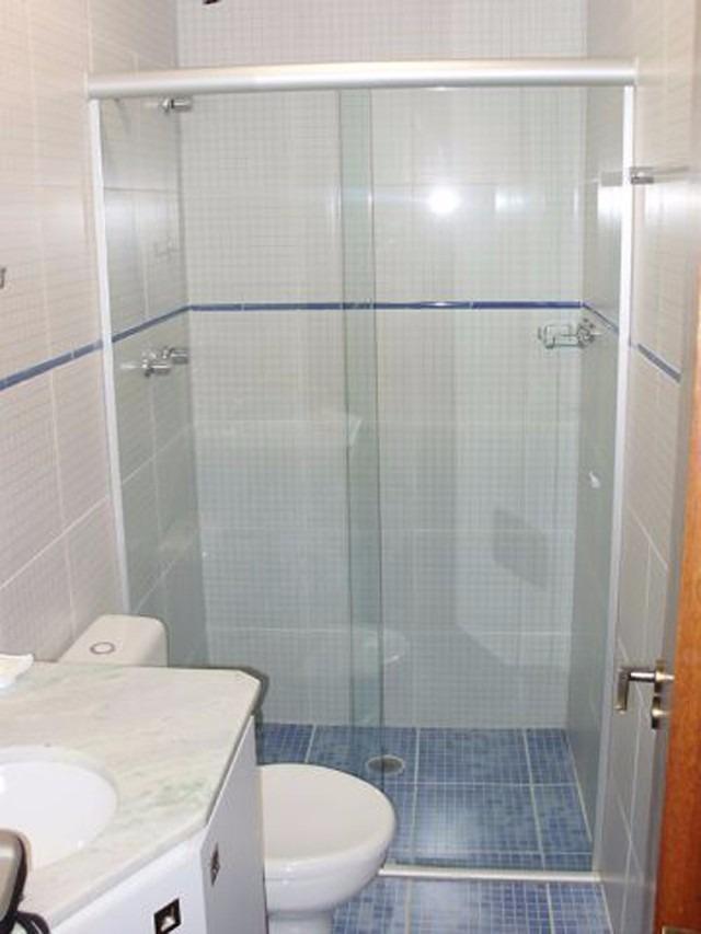 Box De Banheiro Em Vidro Temperado 8 Mm (blindex)  R$ 65,00 em Mercado Livre -> Pia De Banheiro Em Blindex