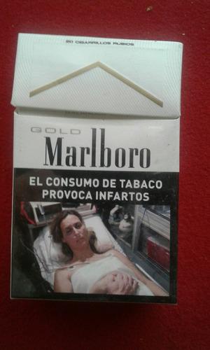box de cogarrillos de argentina para coleccionar