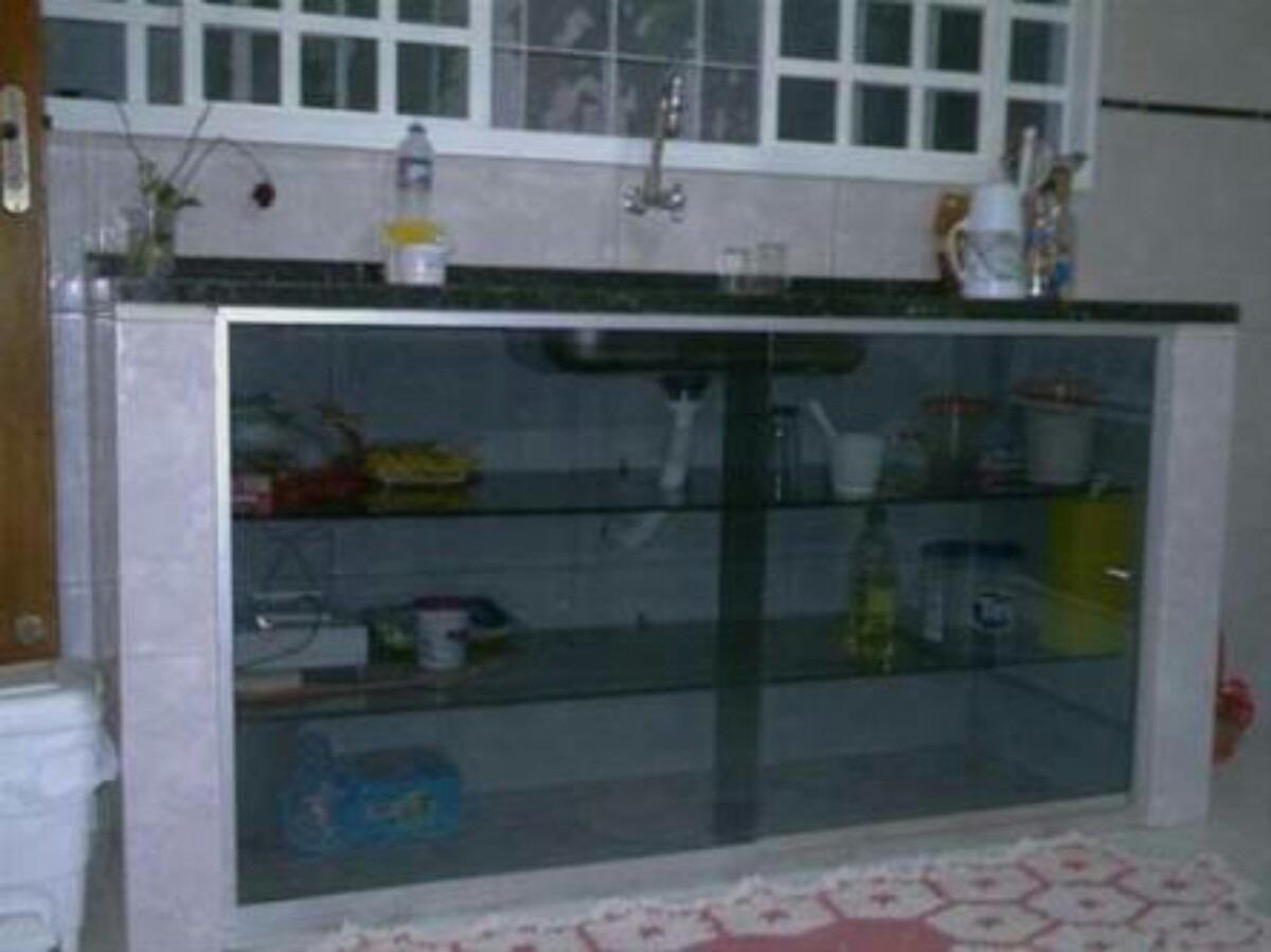 Box De Vidro Porta E Fachadas Preços A Conbinar  R$ 1,00 em Mercado Livre -> Armario De Banheiro Feito De Tijolo De Vidro