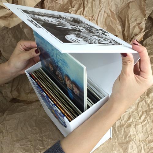 box discografia rolling stones in mono 15 cd's
