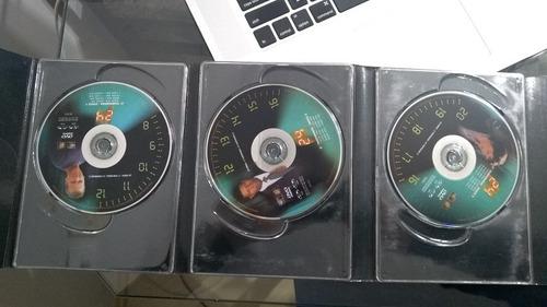 box dvd 24hs segunda temporada 7 discos