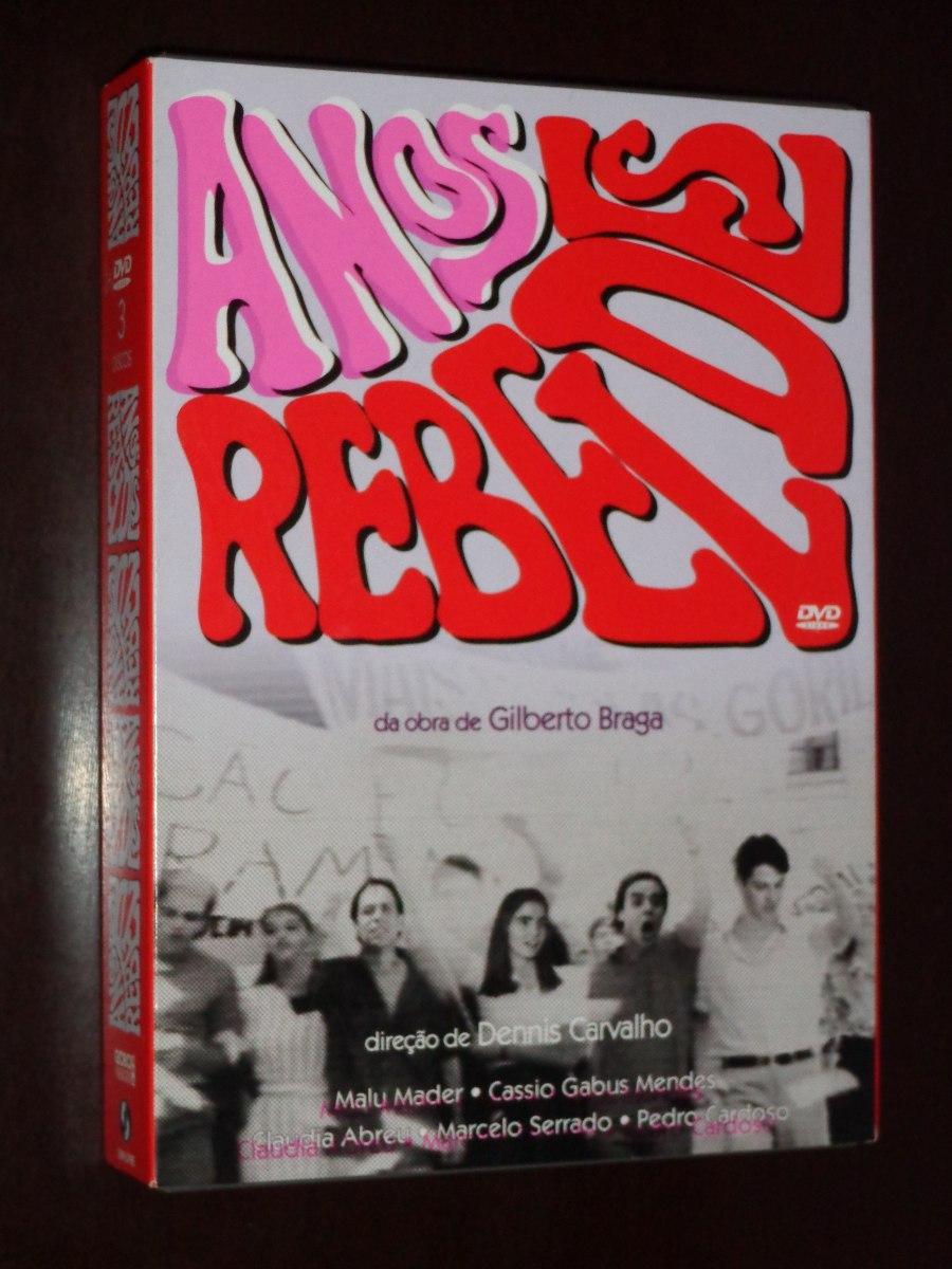 Resultado de imagem para anos rebeldes dvd