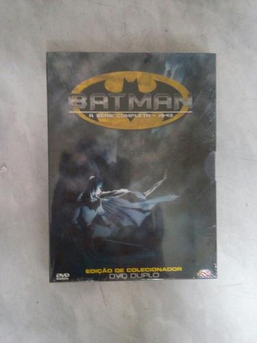 box dvd batman - a série completa (1943)